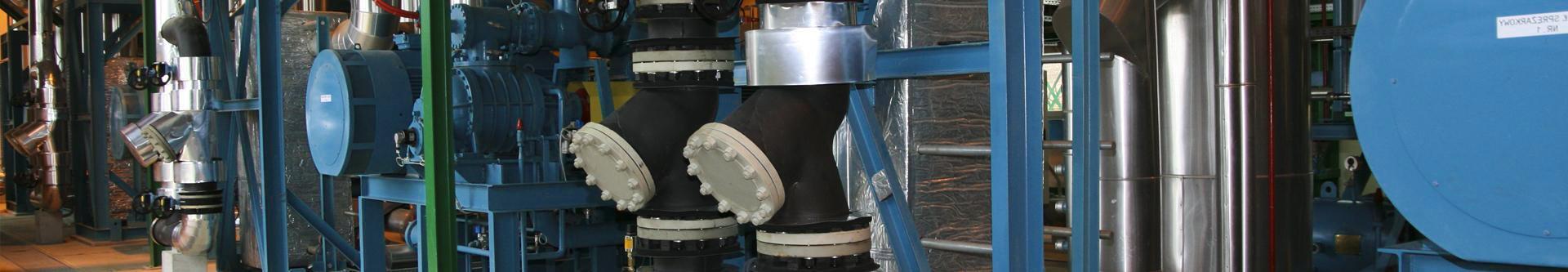 projekty przemysłowe - hala przemysłowa